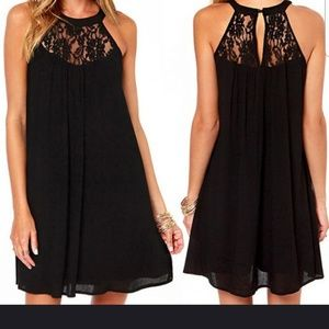 Dresses & Skirts - Black dress fit s/m